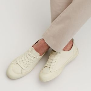NEW COS canvas & rubber sneakers size 10